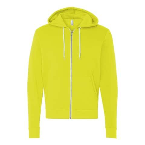 BELLA + CANVAS - Unisex Sponge Fleece Full-Zip Hoodie