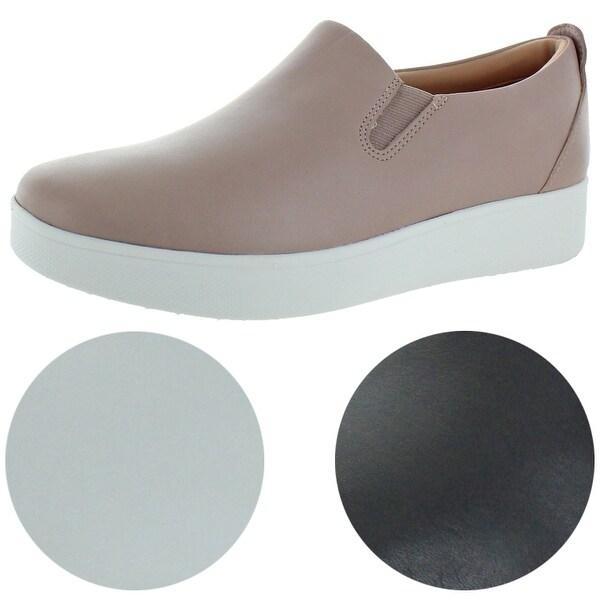 Sania Skate Leather Slip-On