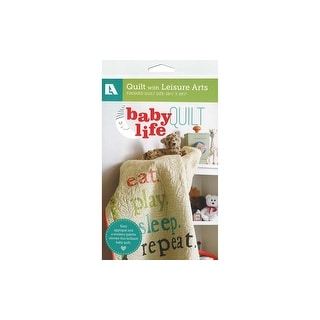 Link to Leisure Arts Baby Life Quilt Ptrn Similar Items in Notions