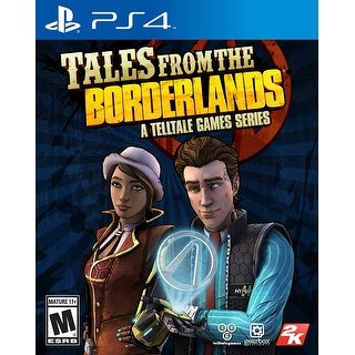 Takes From The Borderlands Video Game: PlayStation 4 - multi