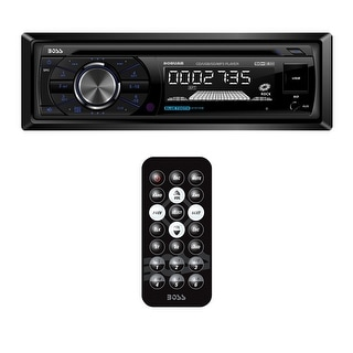 Boss CD/MP3 Receiver Bluetooth USB/SD Front Aux input