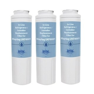 Replacement Filter for Maytag UKF8001 Replacement Filter (3-Pack)