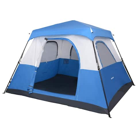 Outdoor Camping 6-person Automatic Camping Account