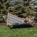 Sunnydaze 10ft Hammock Stand and Hammocks - Thumbnail 31