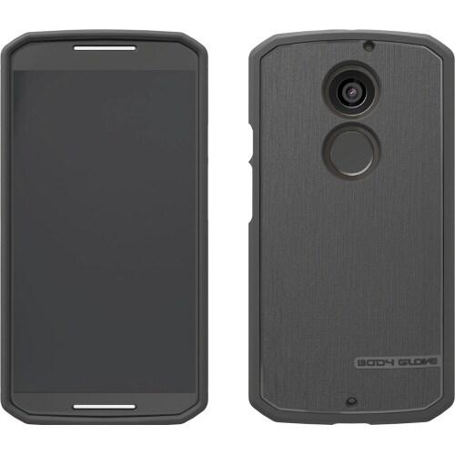 Body Glove Satin Case for Motorola Moto X (2nd Gen / 2014 version) - Black