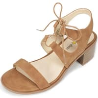 Seven Dials Womens Alethea Open Toe Casual Slingback Sandals