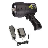 UK C4 eLED (L2) w/ NiMH Battery/Charger, Box Dive Light Black DS