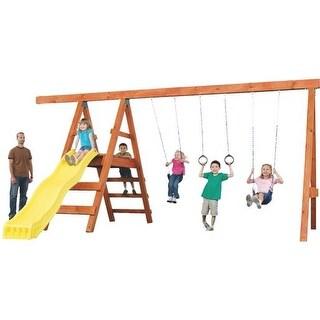 Swing N Slide Pioneer Swing Set Kit NE4433 Unit: EACH