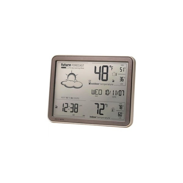TAYLOR 1731 Digital Weather Forecaster with Alarm Clock
