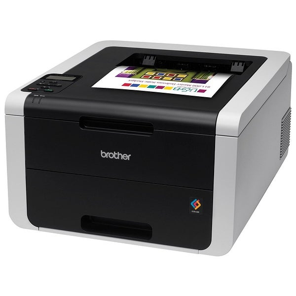 Brother International Corporat - Hl-3170Cdw - Color Printer - Color - Led - Black: Up To 23Ppm. Color: Up To 23Pp