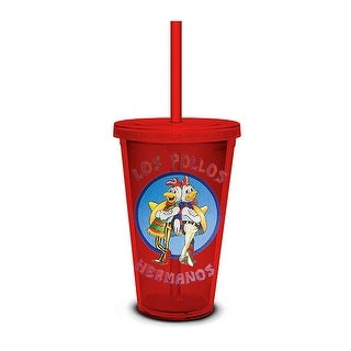 Breaking Bad Los Pollos Hermanos 18oz Carnival Cup - Multi