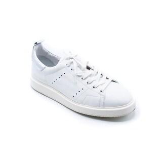Golden Goose Women's White & Silver Superstar Sneakers
