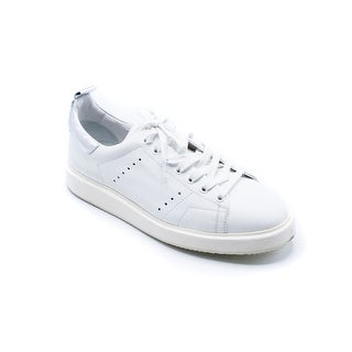 Golden Goose Women's White & Silver Superstar Sneakers