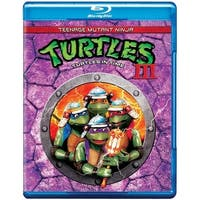 Teenage Mutant Ninja Turtles 3 [BLU-RAY]
