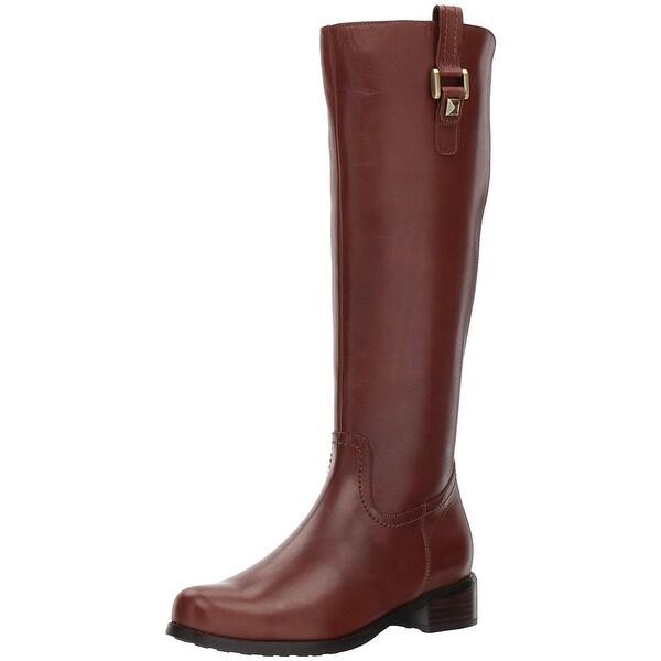 10e93a6d22f Shop Blondo Women's Velvet Waterproof Riding Boot - Free Shipping ...