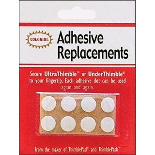 UnderThimble Adhesive Replacements-8/Pkg