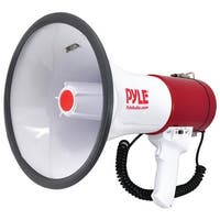 PYLE PRO PMP52BT Bluetooth(R) Megaphone Bullhorn with Siren