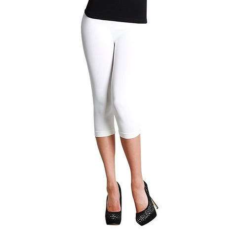 fe7cfb73d3ab White Pants | Find Great Women's Clothing Deals Shopping at Overstock