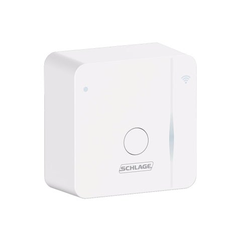Schlage BR400 Sense Adapter with Bluetooth Technology and Wi-Fi Capability - N/A - N/A