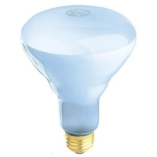 Feit 65BR/N/RP Incandescent BR40 Floodlight Bulb, 120 Volts, 65 Watts
