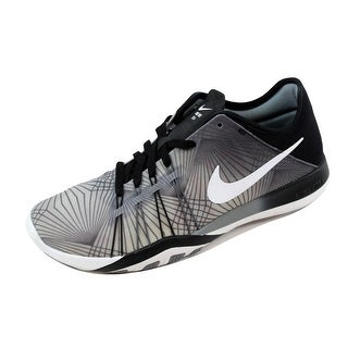 Nike Women's Free TR 6 Print Black/White-Cool Grey 833424-005 (2 options available)