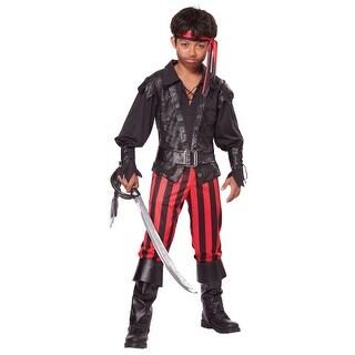 Child Briny Buccaneer Costume