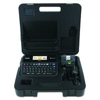 Brother International Pt-D600vp Pc-Connectable Label Printer With Hard Carrying Case