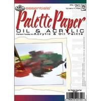 "35 Sheets - Essentials Palette Artist Paper Pad 5""X7"""