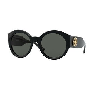 Link to Versase VE4380BF GB1/87 54 Black Woman Oval Sunglasses Similar Items in Women's Sunglasses