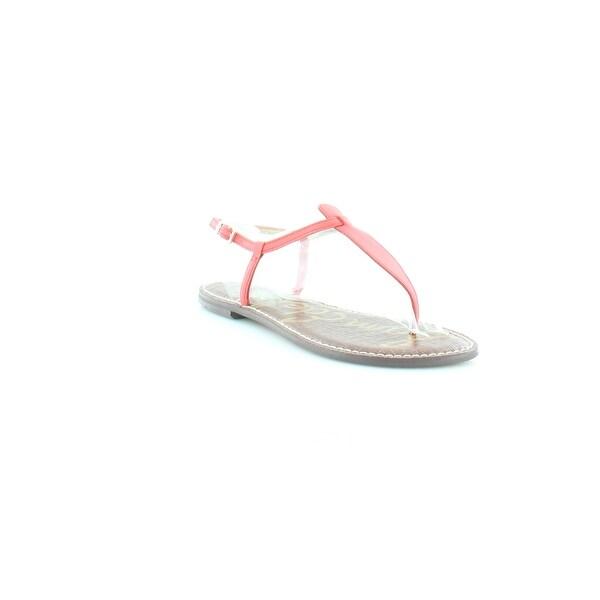 Sam Edelman Gigi Women's Sandals & Flip Flops Blood Orange