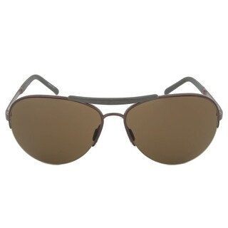 Porsche Design Design P8540 B Aviator Sunglasses