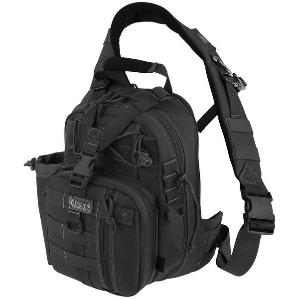 Maxpedition Noatak Gearslinger Bag Black 0434B