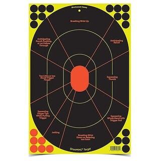 Birchwood casey 34655 birchwood casey 34655 shoot-n-c 12x18 handgun tranr tgt-5 tgt