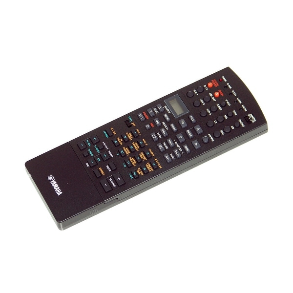 OEM Yamaha Remote Control Originally Shipped With: DSPAX1, DSP-AX1, RXV1, RX-V1, RXV1GL, RX-V1GL