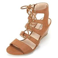 White Mountain Womens Gillis Open Toe Casual Strappy Sandals