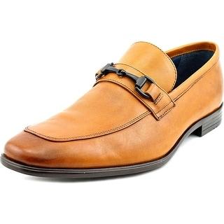 Gordon Rush Birch Men Square Toe Leather Tan Loafer