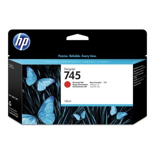 HP 745 300-ml DesignJet Magenta Ink Cartridge (F9K00A)(Single Pack)