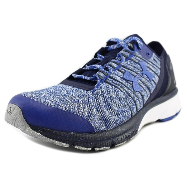 online retailer 3cb6d ab474 Shop Under Armour Charged Bandit 2 Ubl/Mdn/Ubl Running Shoes ...