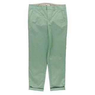 Vince Womens Skinny Pants Twill Casual