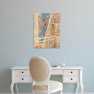 Easy Art Prints Karen Deans's 'Layers of Pastel III' Premium Canvas Art
