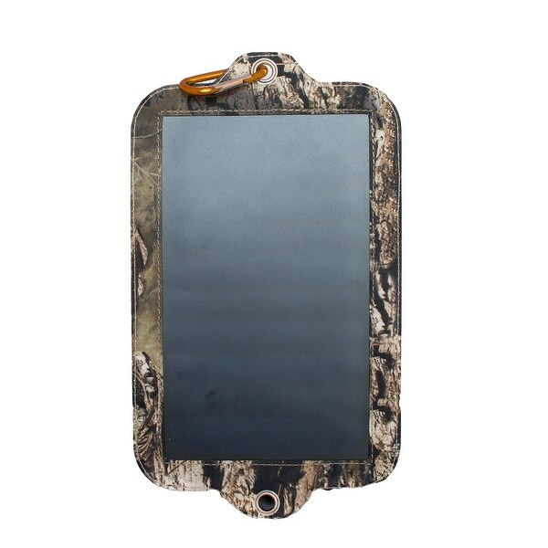 Covert Scouting Cameras Solar Panel w/ built-in Li Ion Bat - 5267
