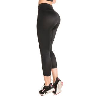 Butt Lifter Leggings Capris with Internal High Rise Body Shaper Powernet Levanta Cola Colombianos Bl|https://ak1.ostkcdn.com/images/products/is/images/direct/c3d03644481137e0775b495a298bdb3728eea28f/Butt-Lifter-Leggings-Capris-with-Internal-High-Rise-Body-Shaper-Powernet-Levanta-Cola-Colombianos-Black-by-Fiorella-Shapewear.jpg?impolicy=medium