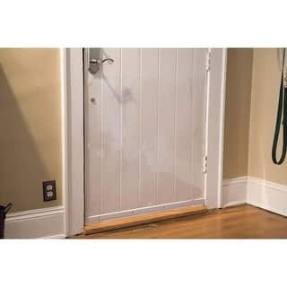"Cardinal Gates Door Shield Clear 33"" x 35""