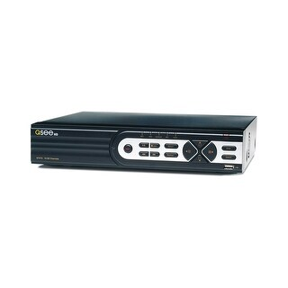 Q-See 16 Channel 720p HD DVR Security System (No HDD) - Black