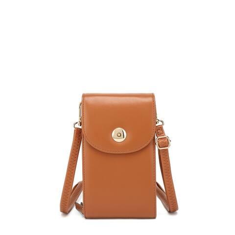 Style Strategy Crossbody Organizer bag w/ removable long strap