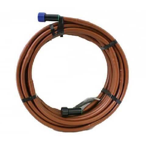 "Raindrip R290DP Drip Watering Soaker System, 1/2"" x 50'"