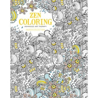 Guild Of Master Craftsman Books-Design Collection Zen Coloring