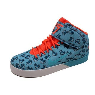 68990e181b7 Nike Grade-School KD Vulc Mid TXT Ice Cube Blue Clearwater-Crimson-