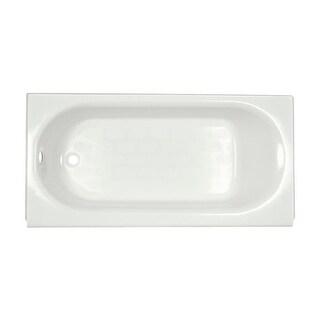 "American Standard 2390.202 Princeton 60"" Americast Soaking Bathtub with Left Hand Drain - Lifetime Warranty"