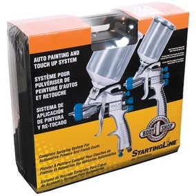 Itw Devilbiss Dv802342 Startingline Spray Gun
